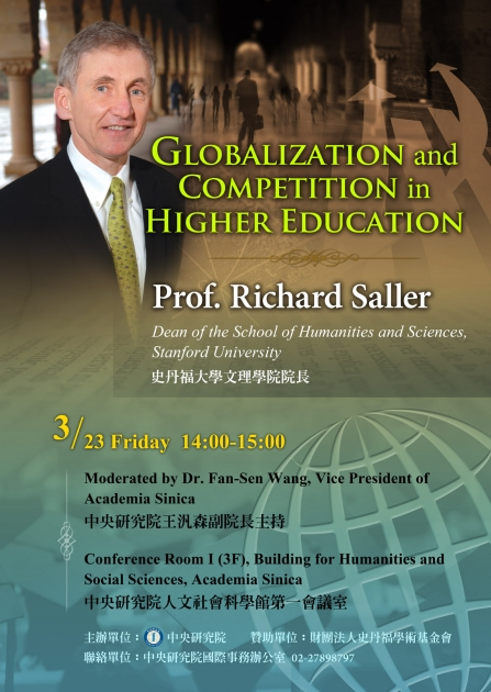 Dr. Richard Saller