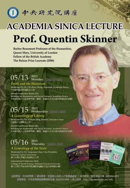 Prof. Quentin Skinner